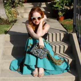 Marisa Lynch: New dress a day