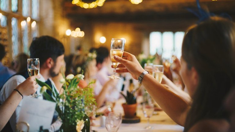 How to Be a More Eco-Conscious Wedding Guest