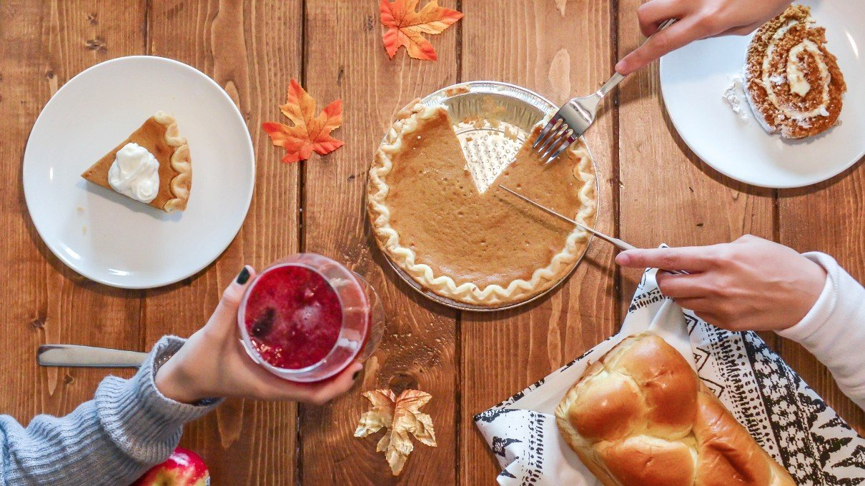 sustainable Thanksgiving tips