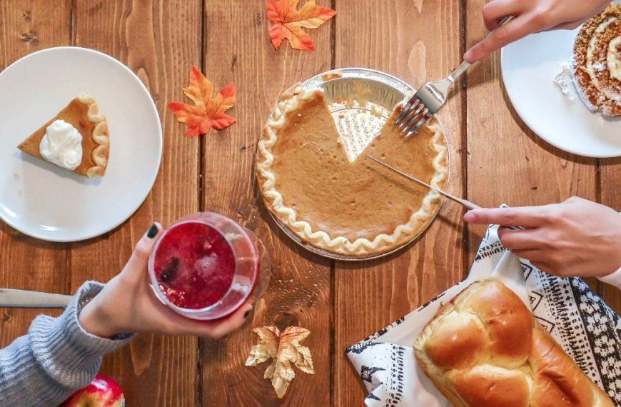 How Can We Be More Sustainable on Thanksgiving