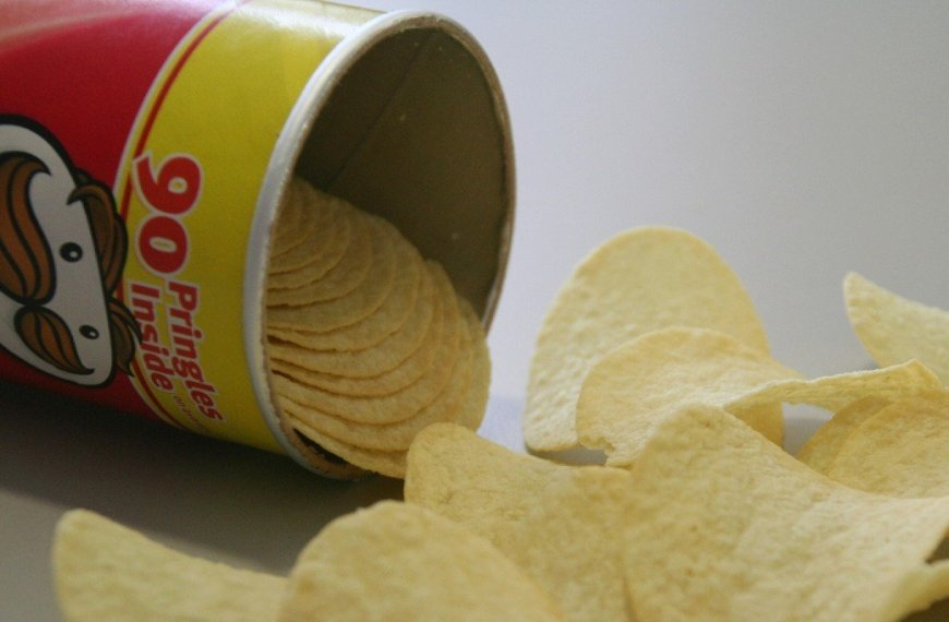 Are Pringles Cans Recyclable?