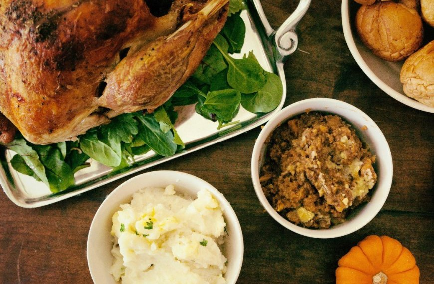 How to Plan an Eco-conscious Thanksgiving Meal