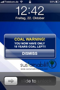 Coal-Warning