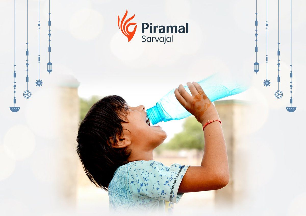 Piramal Sarvajal awarded as 'Best CSR Project'