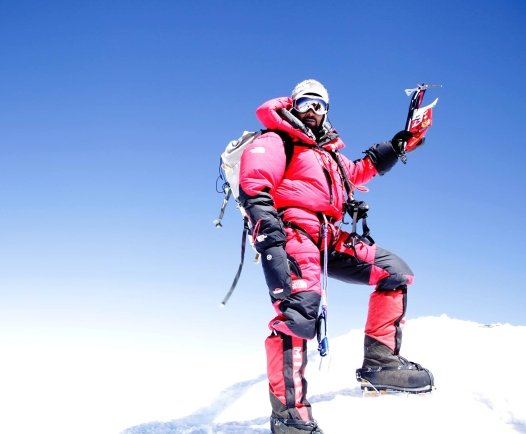Ranveer Jamwal: The Man who scaled Mt. Everest thrice & now wants to protect it!