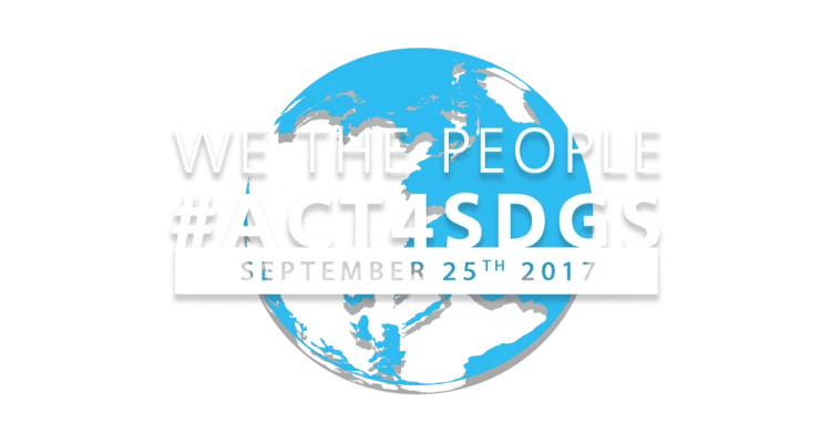 Global call to act on sustainable development