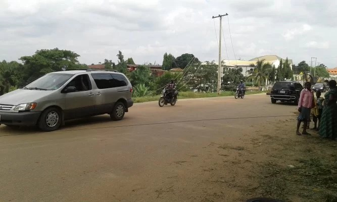 Karu sites road closure to continue Monday, expect heavy traffic - Officer@susutainableng.wordpress.com