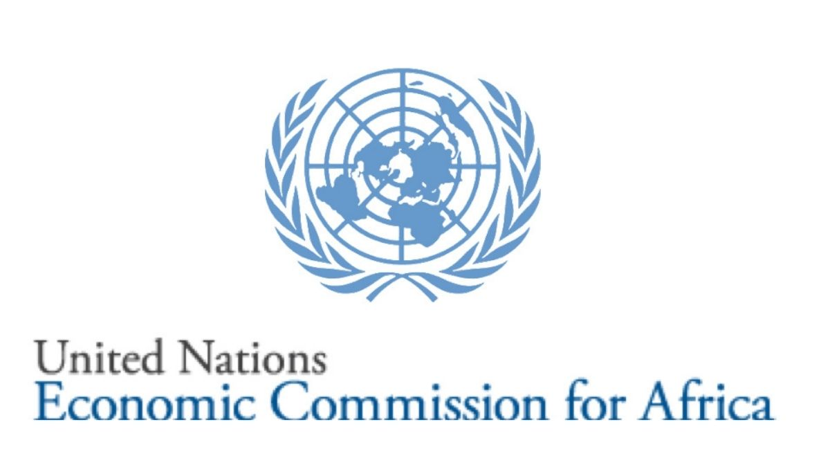 UNECA logo symbolizing united nations economic for africa