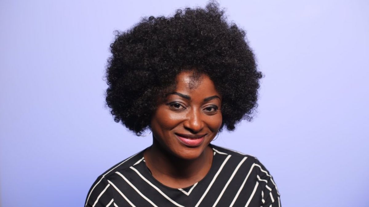 Funmi Adewara receives world banks award