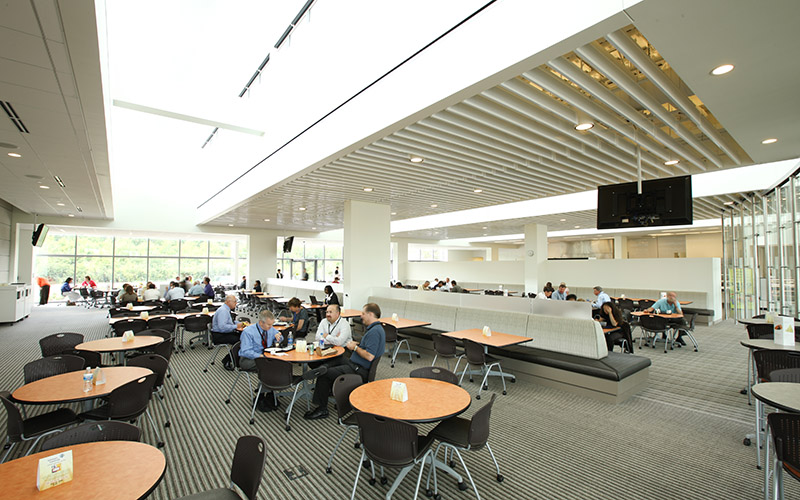 Johnson Controls Cafe