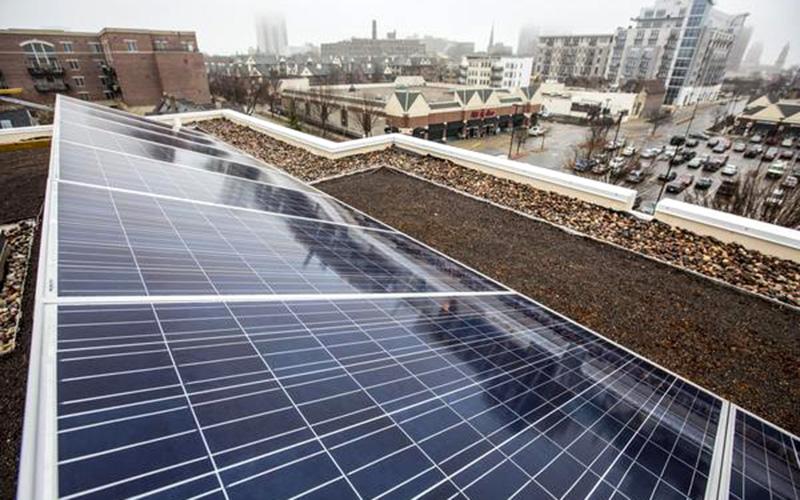 Sage On Jackson Solar
