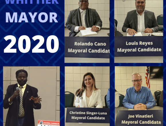 Whittier Mayoral Candidates Face the Fact Checker