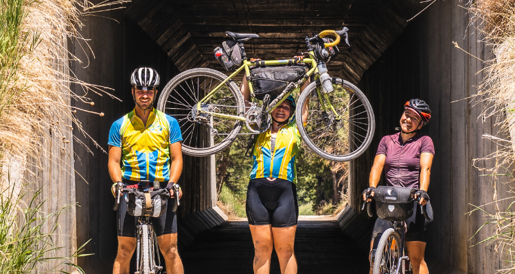 CSCS Climate Ride: The Journey Begins May 31!