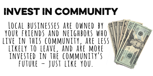 Why Buy Local?   Sustainable Connections