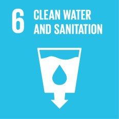 SDG 6: Ensure availability and sustainable management of water and sanitation for all