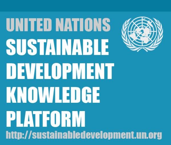 Sustainable Development Knowledge Platform .:. United Nations