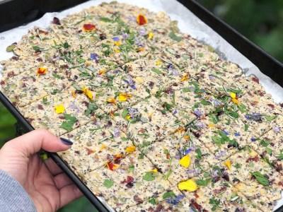Botanical Crackers