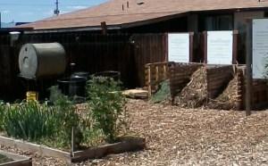Current Project: Mills Community Garden building
