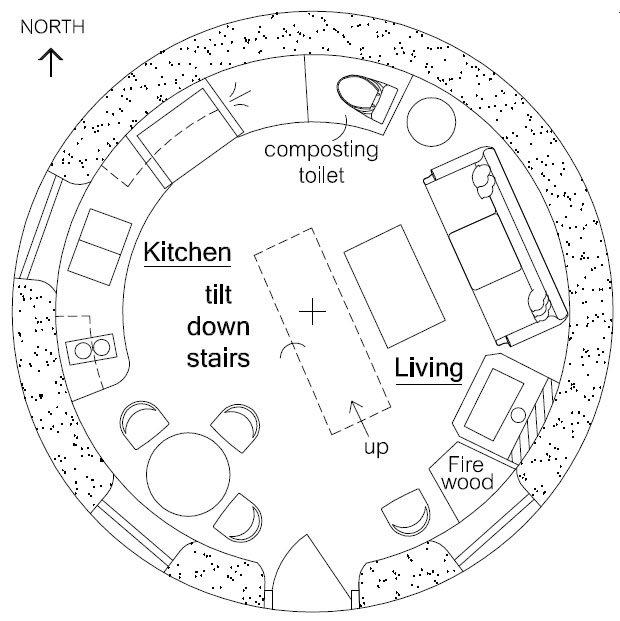Roundhouse Chum Roof Floor Plan