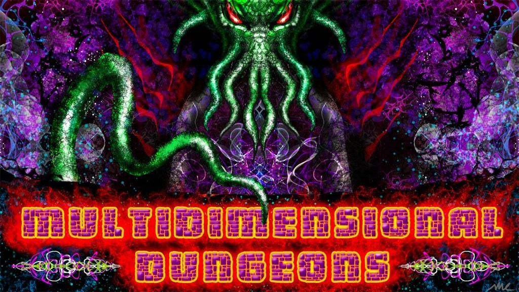 Multidimensional Dungeons Final