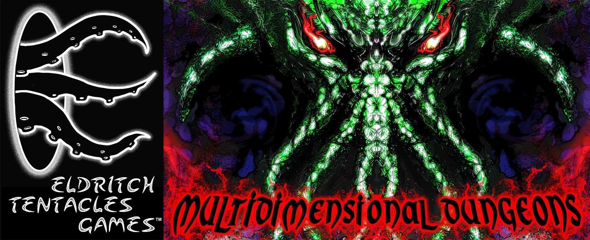 Eldritch Tentacles Multidimensional Dungeons
