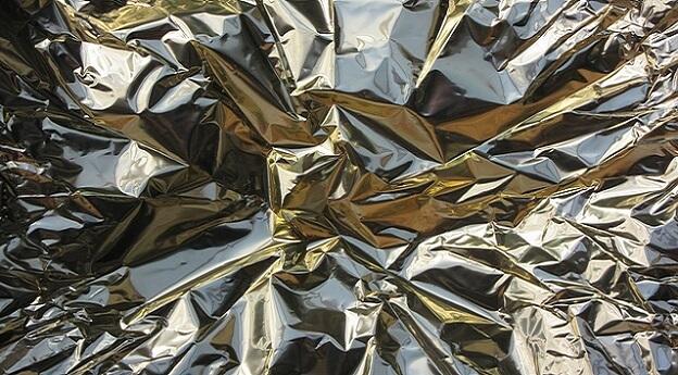 Aluminum foil reuses