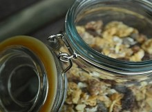 Glass containers for food storage