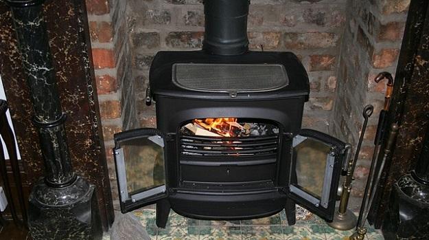 Wood-burning stove tips