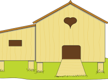A visual guide to planning your perfect chicken coop