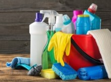 Protecting your children from household chemicals