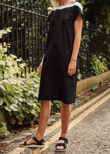 riyka zero waste dressmodel