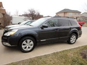 Subaru Outback purchase