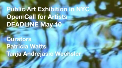 I AM WATER: Call for Artists