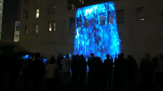 Luciana Abait: Underwater in downtown LA