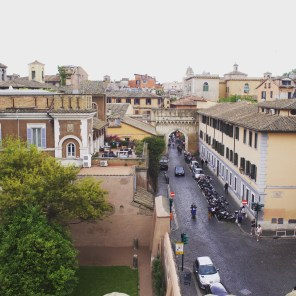 Rooftops of Trastevere