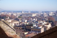 Rome from Gianicolo Hill