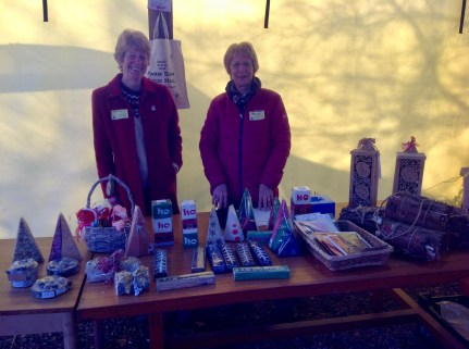 Christmas Fair with crafts