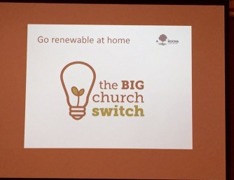 Churches work towards renewables