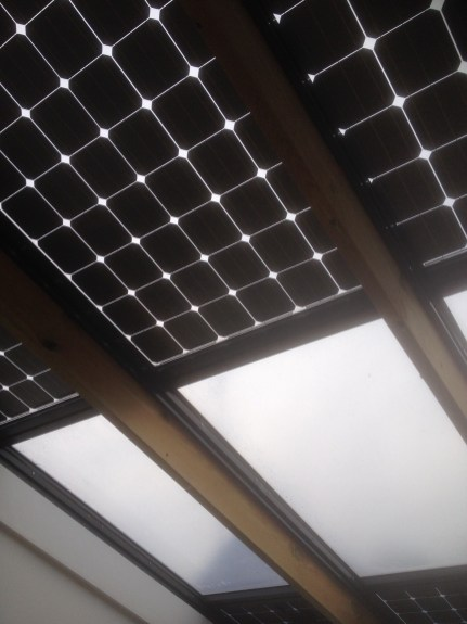 attractive solar panels