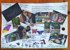Lockdown competition - Mia age 9 collage