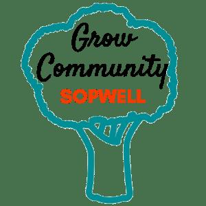 Logo transparent Grow Community