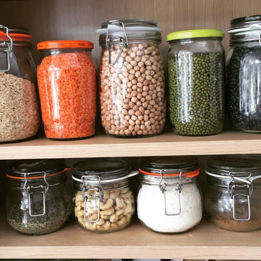 Plastic Free - Part 3 - Plastic free pantry