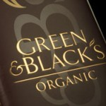 Green and Black's Organic chocolate packet