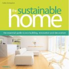 the sustainable home by cathy strongman