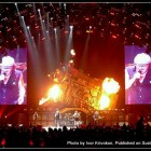 AC/DC live in concert