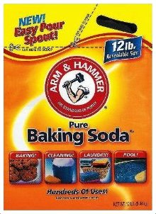 Arm & Hammer Pure Baking soda 12lb