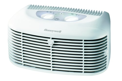 Honeywell Compact Air Purifier with Permanent HEPA Filter | SustainableSuburbia.net