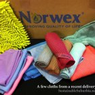 A few cloths from a recent delivery | SustainableSuburbia.net