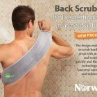 Norwex back scrubber instructions for use | Sustainable Suburbia