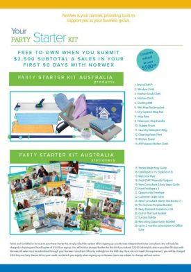 Norwex Consultant Starter Kit 2019, Australia | SustainableSuburbia.net